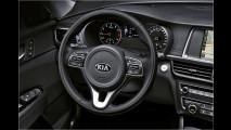 Der neue Kia Optima