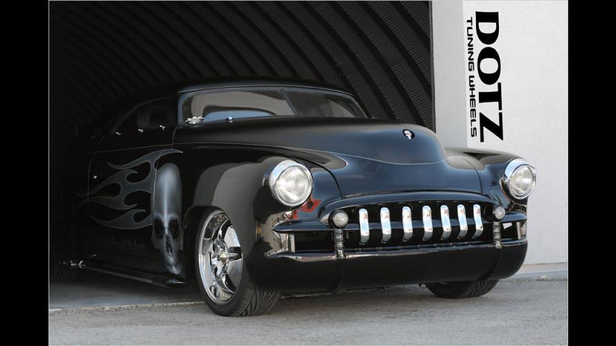 Knudzilla: Heißer Chevrolet Bel Air im Düster-Look