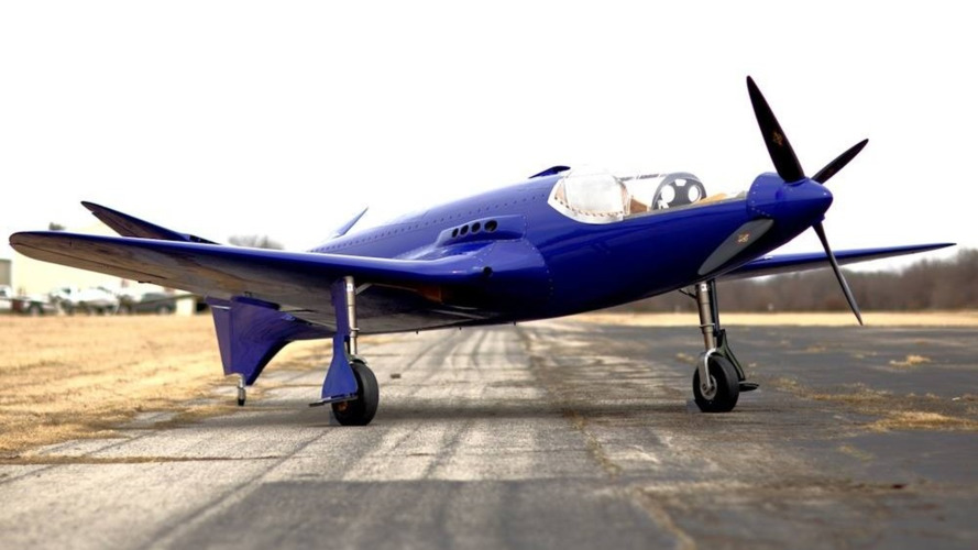 Bugatti 100P replica airplane crashes, killing its designer, builder