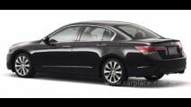 Honda lança no Japão a nova versão do sedan de luxo Inspire