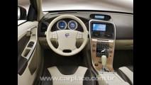 Primeiras imagens do novo SUV Volvo XC60 que será apresentado em Genebra
