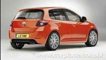 Nova geração do Volkswagen Polo deve incorporar estilo visual do Scirocco