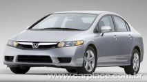 Honda Civic 2009 com visual reestilizado chega em janeiro com aumento de preço