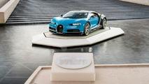 Bugatti Chiron Foundation Louis Vuitton