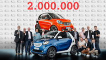 Two-millionth Smart