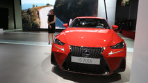 Lexus IS 300 2017 Mondial de l'Automobile