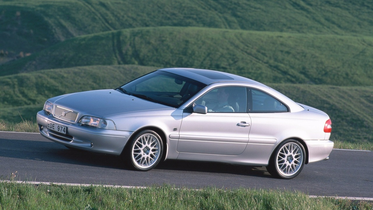 Volvo C70 20th anniversary
