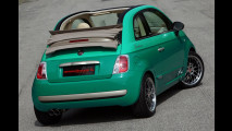 Fiat 500C Sardinia by Romeo Ferraris