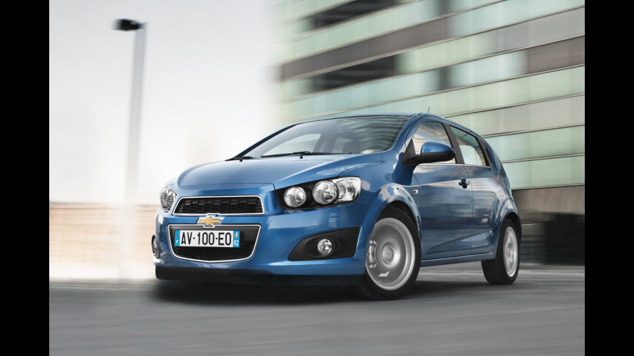 Chevrolet da record, il low cost vola