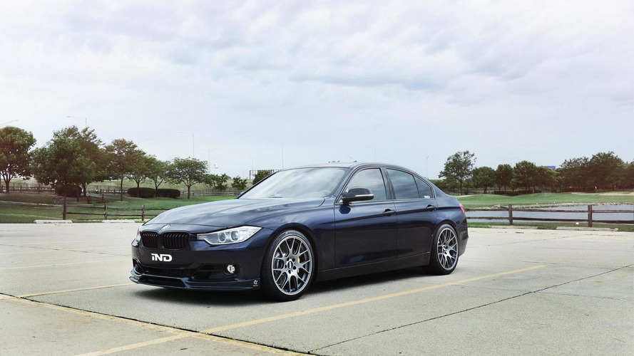 3D Design and IND join forces for custom BMW 3-Series F30