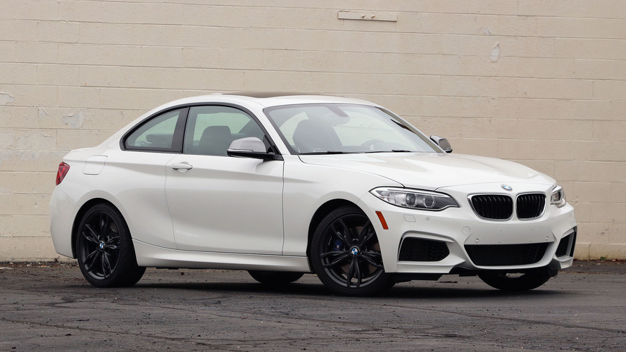 İnceleme: 2017 BMW M240i