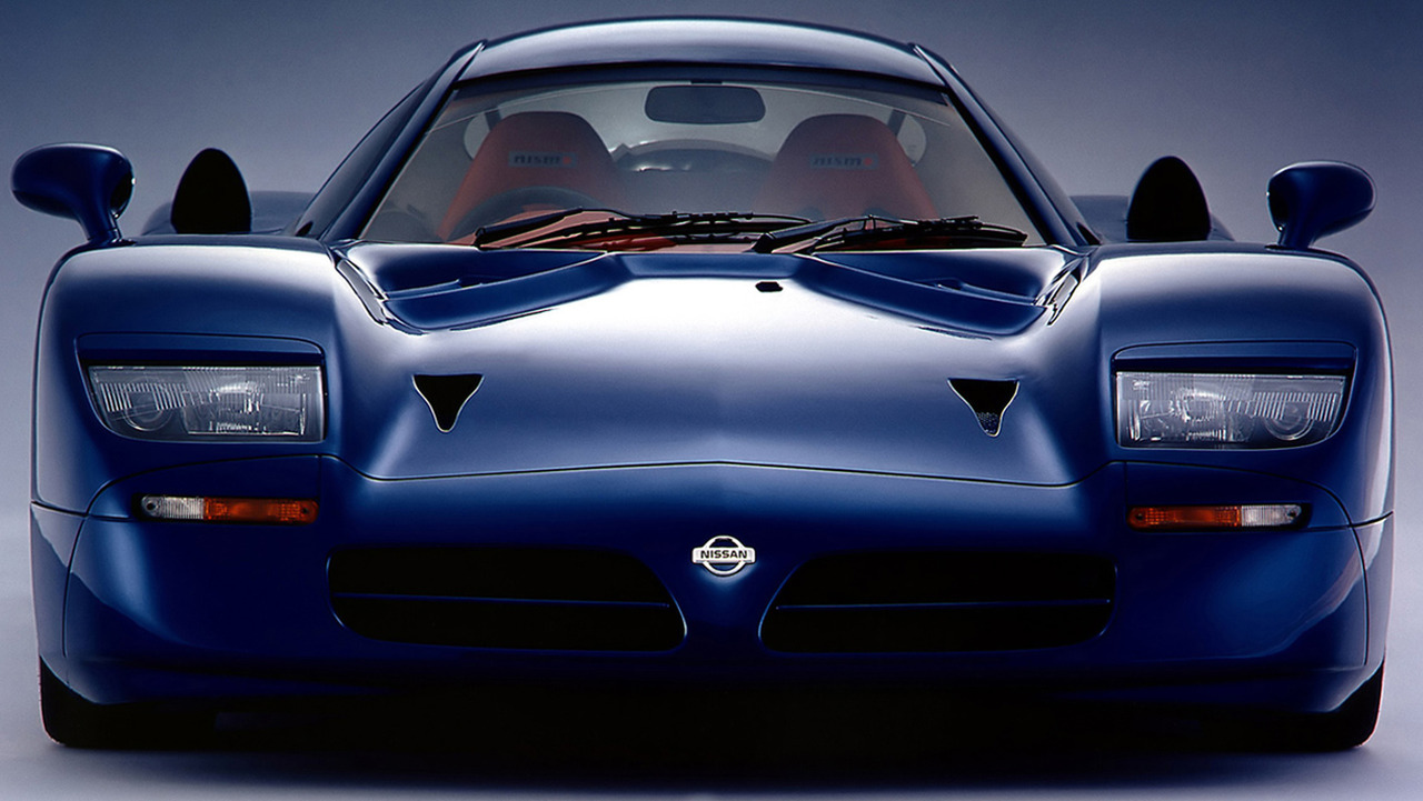1997 - Nissan R390