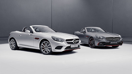 Mercedes SLC Facing The Chopping Block?