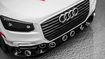 Audi Q2 derin öğrenme konsepti