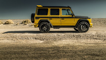 Mercedes G63 by Mansory