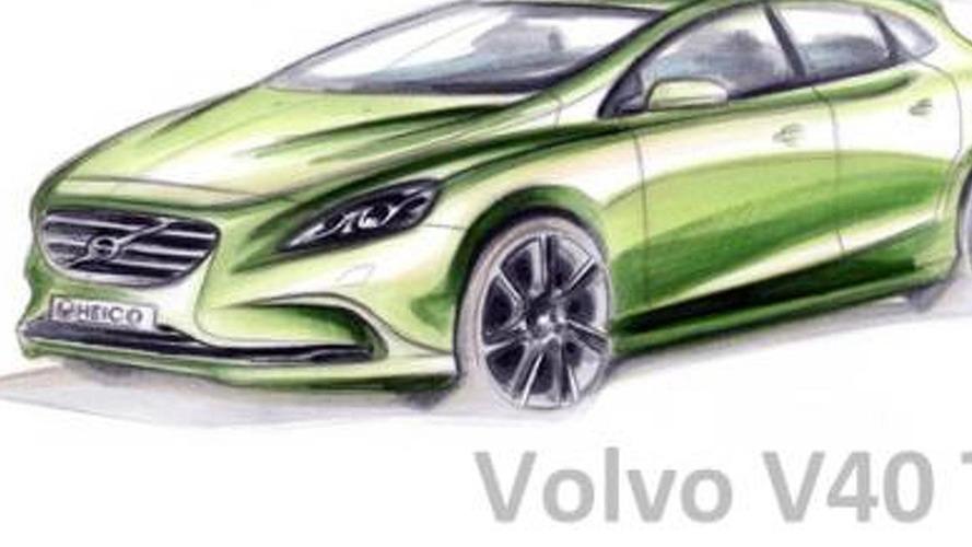 Heico Sportiv Volvo V40 T5 HPC teased