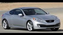 Hyundai Genesis Coupé pode ganhar motor V8 de 429cv de potência