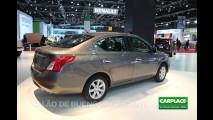 Nissan confirma lançamento do Versa no Brasil em novembro com preço abaixo de R$ 36 mil