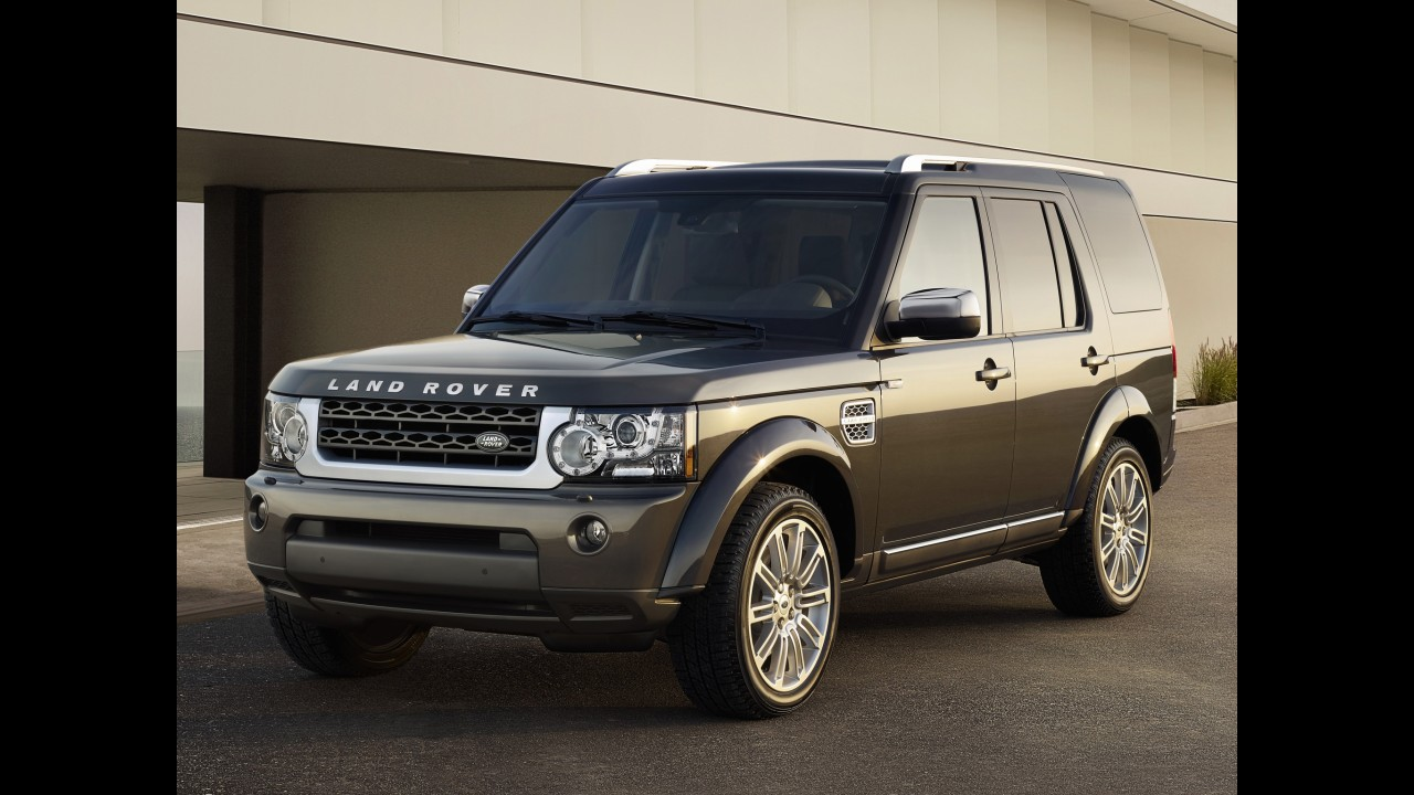 Jaguar Land Rover traça meta e planeja vender 1 milhão por ano