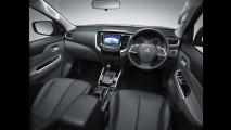 Mitsubishi L200 Triton aparece de cara nova após 9 anos - veja fotos