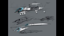 1.200 km/h! CEO da Tesla revela sistema de transporte