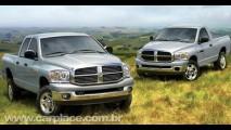 Recall para Dodge Ram 2500: Chrysler convoca 923 unidades da pick-up no Brasil