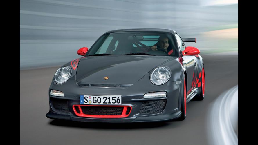 Porsche 911 GT3 e GT3 RS: sempre più