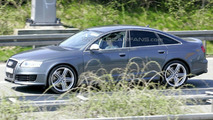 Audi RS6 Sedan Spy Photo
