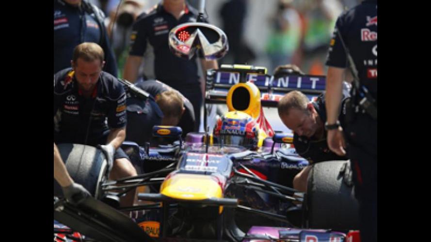 Infiniti cerca due neolaureati in ingegneria per il suo Team di Formula 1