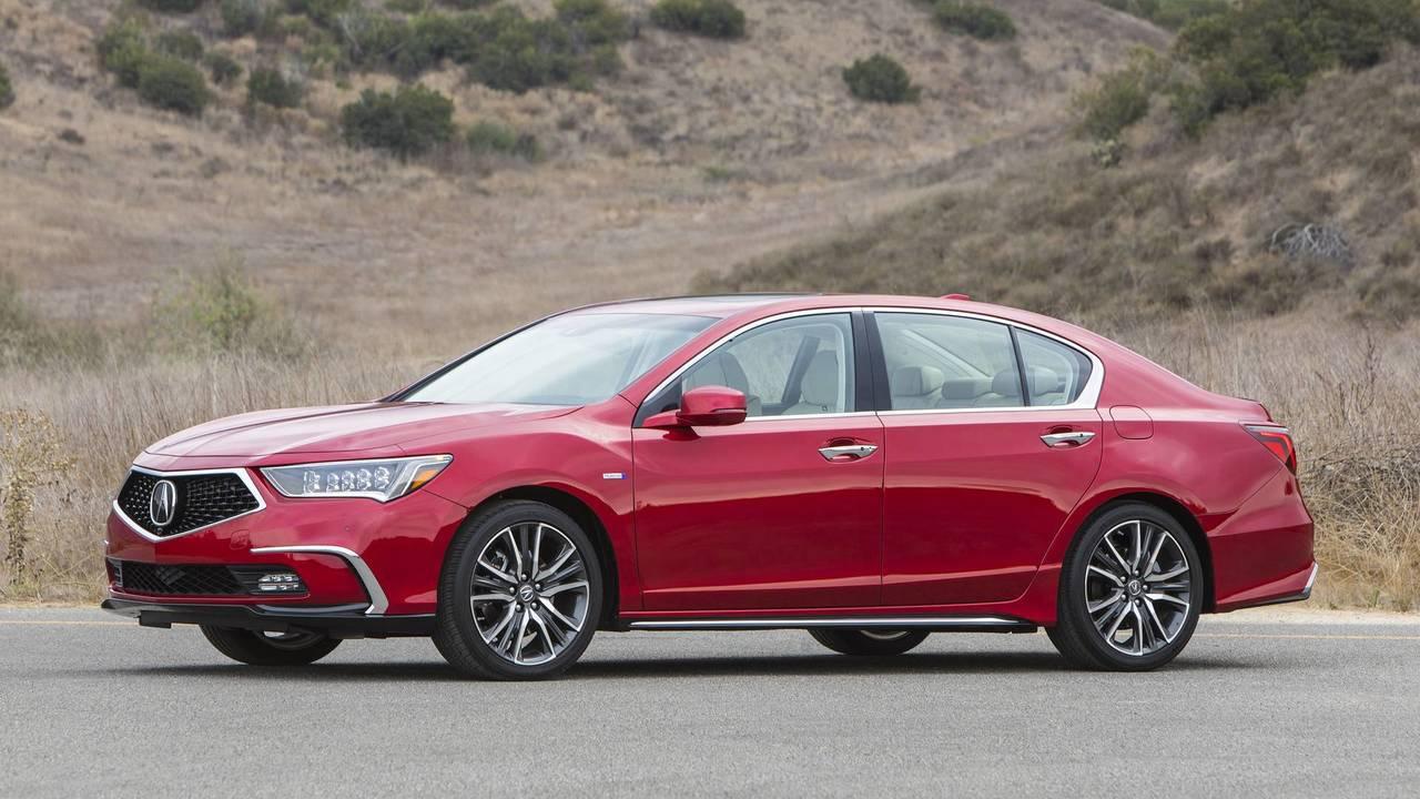 2018 Acura Rlx Sport Hybrid First Drive Gradual Improvement