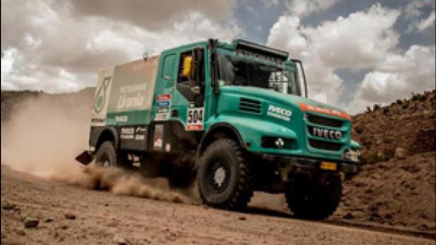 Dakar 2015, indimenticabile anche per Iveco