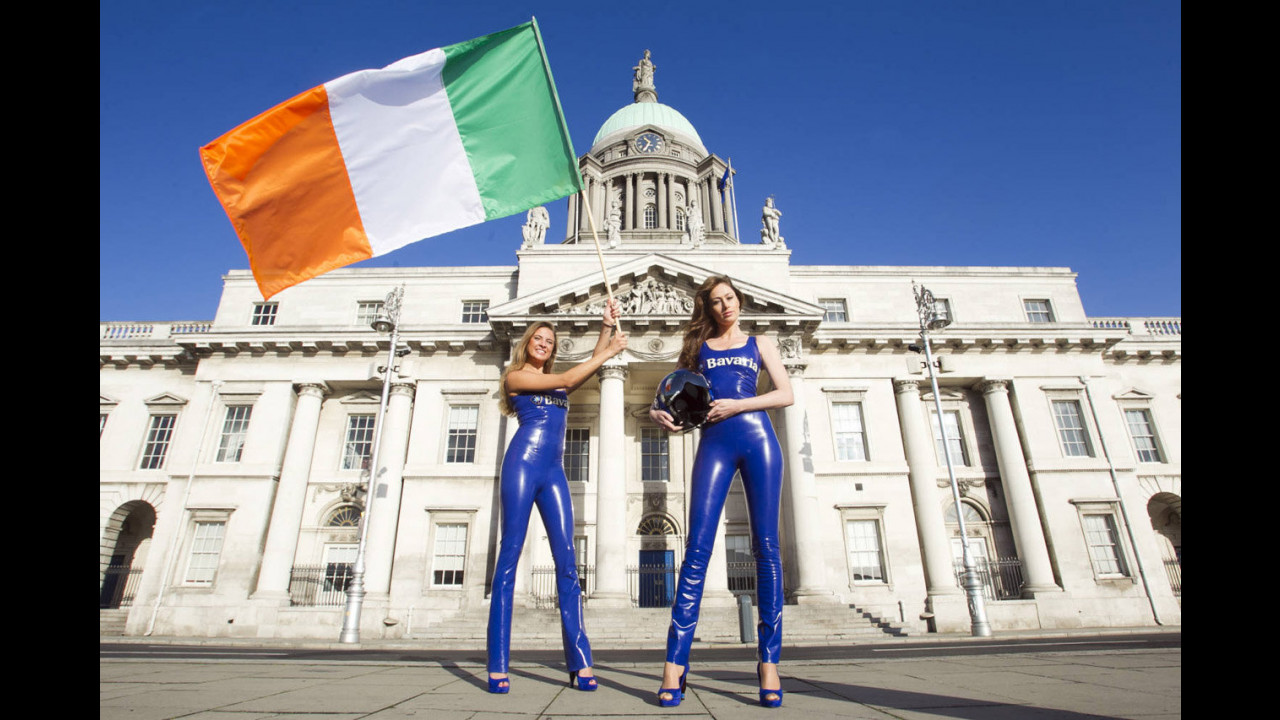 Bavaria City Racing 2012 a Dublino