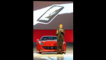 La presentazione della Ferrari FF