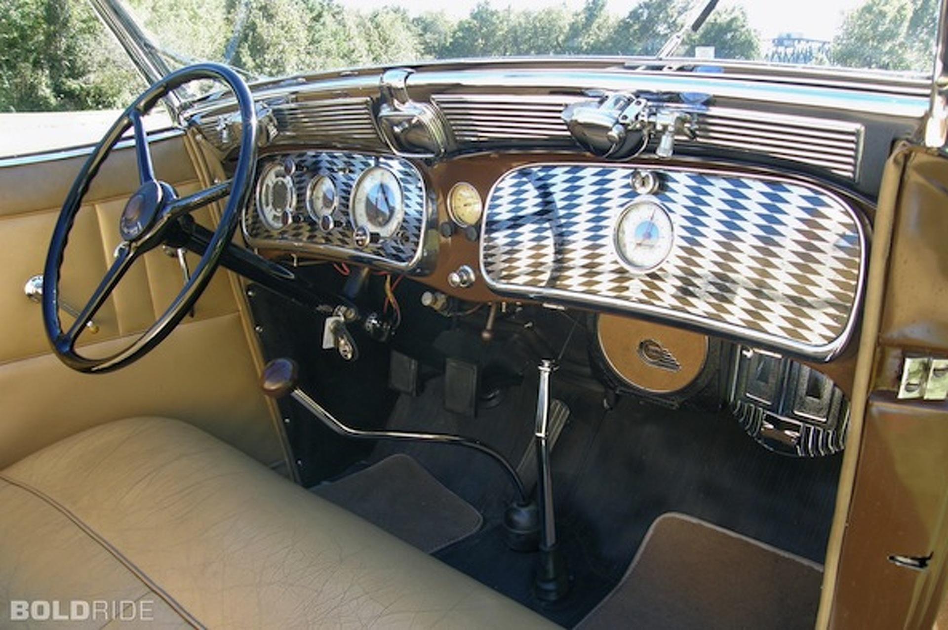 Your Ride: 1934 Auburn 850Y Phaeton Convertible