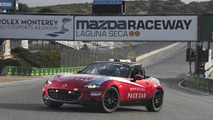 Mazda unveils the first production 2016 MX-5 Cup