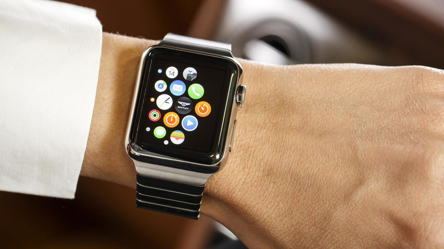 Of course the Bentley Bentayga has its own Apple Watch app