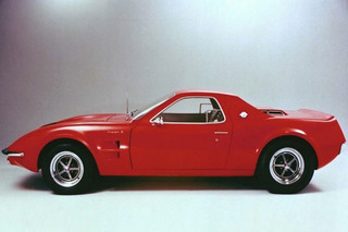 The Mid-Engine 1967 Ford Mustang Mach 2 Concept We Almost Had