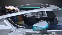 FIA closed cockpit testing