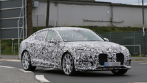 Audi S5 Sportback spy photos