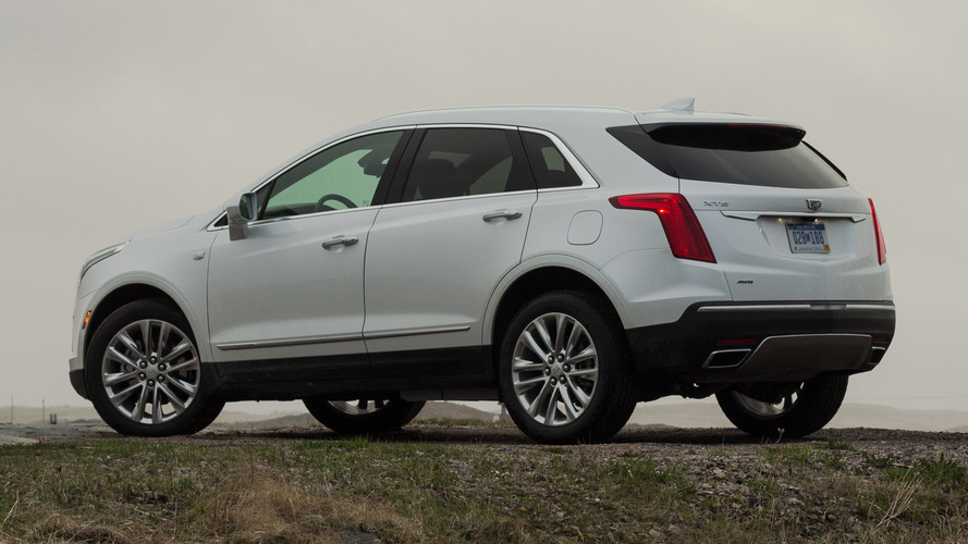 Cadillac's First XT5 Hybrid Launches In China
