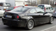 BMW M3 Coupe Spy Photos