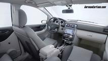 Mercedes-Benz Compact Sports Tourer Vision B