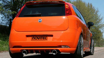 Fiat Grande Punto 1.9JTD by Novitec