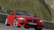 New BMW Z4 M Roadster