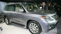 2008 Lexus LX 570 at NYIAS