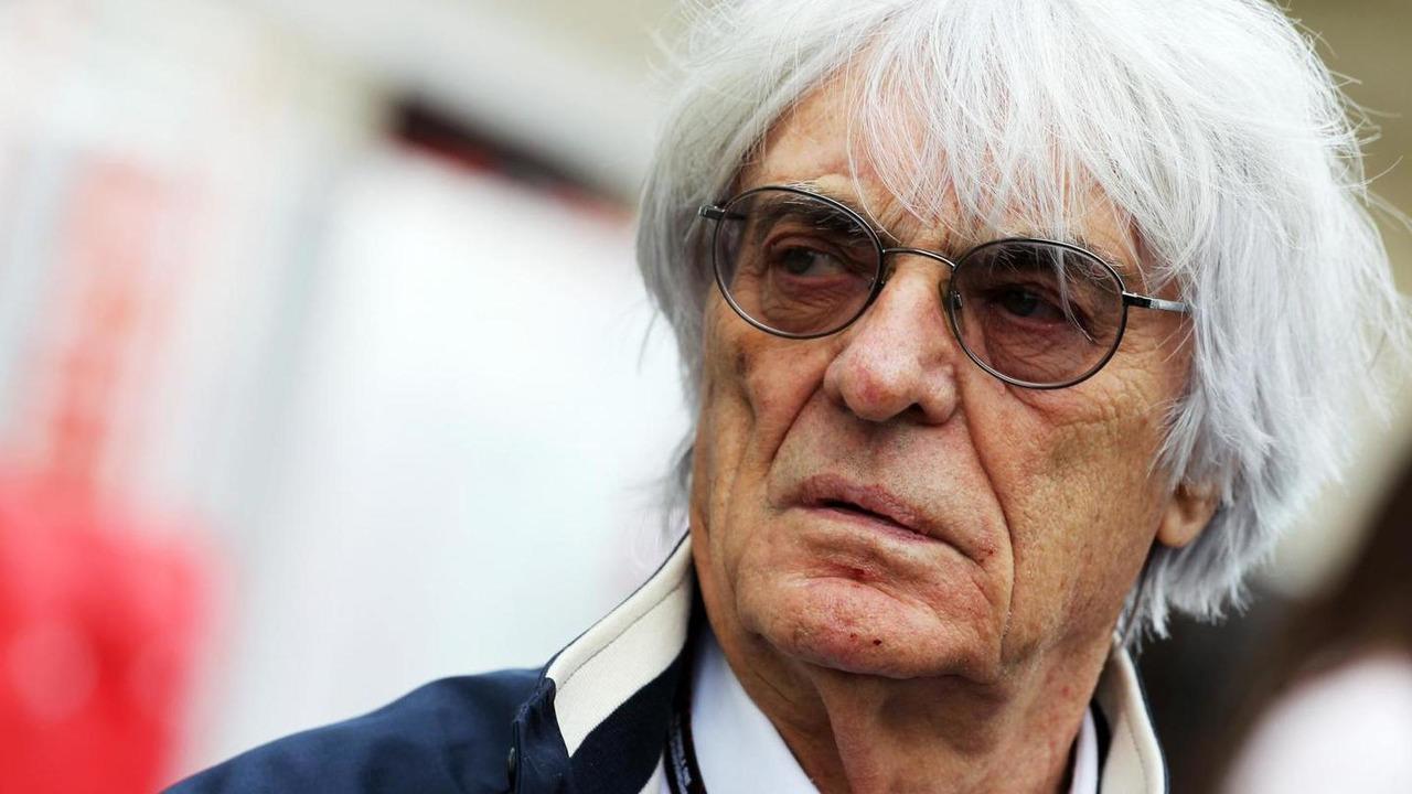 Bernie Ecclestone 14.11.2013 United States Grand Prix
