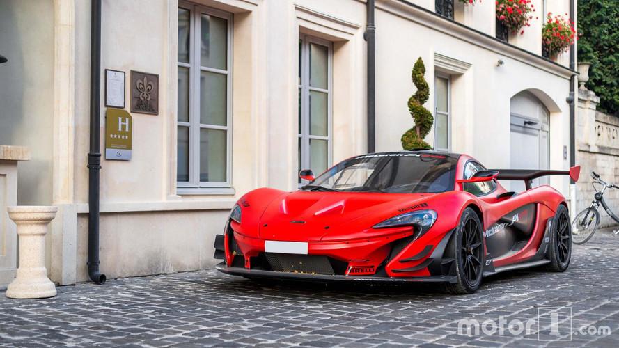 Már készül az extrém változatú McLaren P1 GT Longtail a Lanzante műhelyében