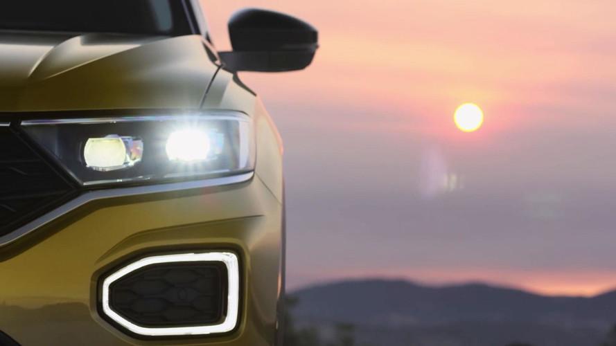 VW T-Roc yeni teaser'ında keskin tasarımını sergiliyor