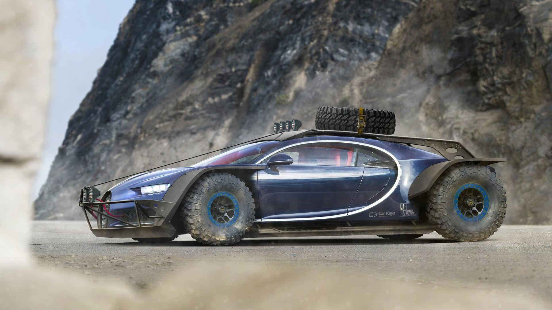Battle Car Renders Of Supercars Gives Us Hope For The