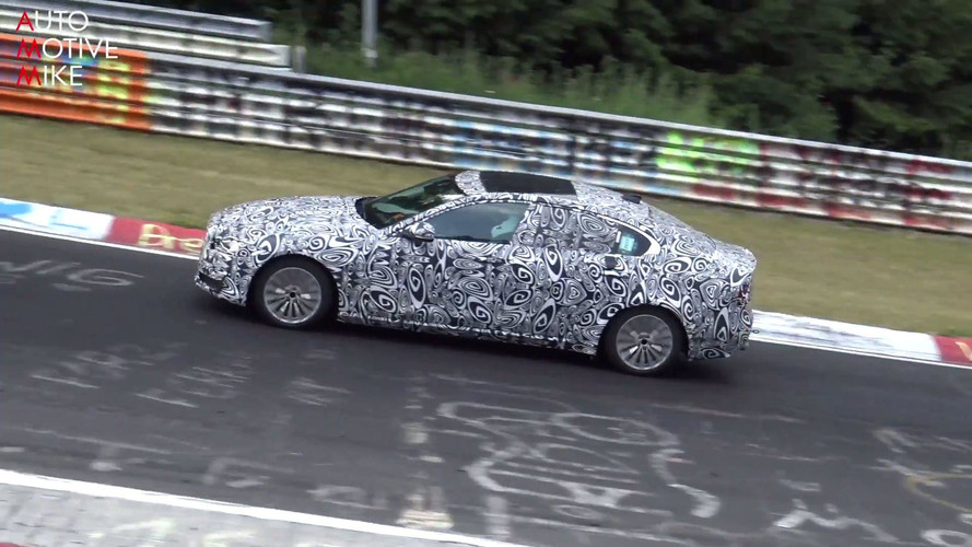 Jaguar XEL Brings Its Longer Wheelbase To The Nurburgring